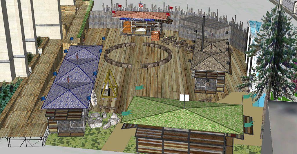 Village chantier